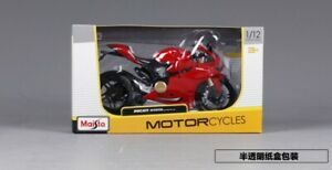 Ducati-1199-Panigale-Motorcycle-Model-1-12-Maisto-Toys-Diecast-Toys-Collection