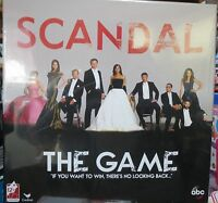 Scandal - The Game- if You Want To Win, There's No Looking Back...