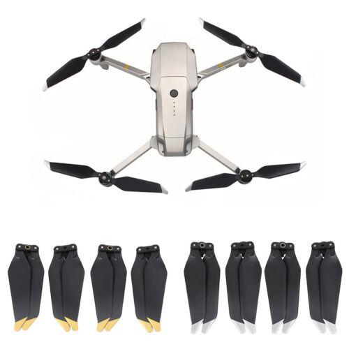 Für Dji Mavic Pro Propeller 8er Set aus Kunststoff