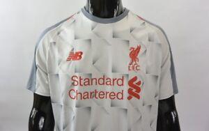 3ddffaa261f The Reds New Balance Liverpool FC 2018-2019 3RD Away Shirt SIZE L