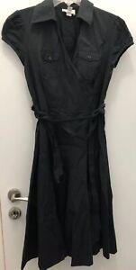 A Donna Cintura Vestito Nero Con Ann Taylor Da Portafoglio Loft wtfcqv8