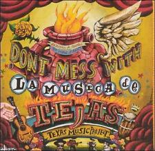 Various Artists: Don't Mess With la Musica de Tejas  Audio CD