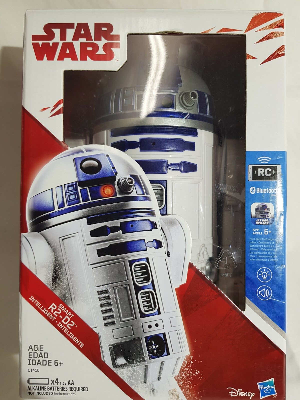 Hasbro Star Wars The Last Jedi Smart R2-D2