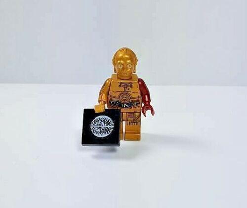Star Wars Minifigures C-3PO Darth Vader R2-D2 Obi Wan Yoda Luke Chewbacca