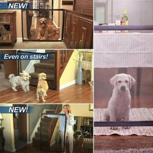Portable... Pets Safety Guard,Retractable Dog Gates,Baby guard and fence