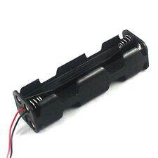 5 pcs 8x AA 2A Size LR6 UM-3 Cell Battery Holder Box 12V DC Case with Wire Lead