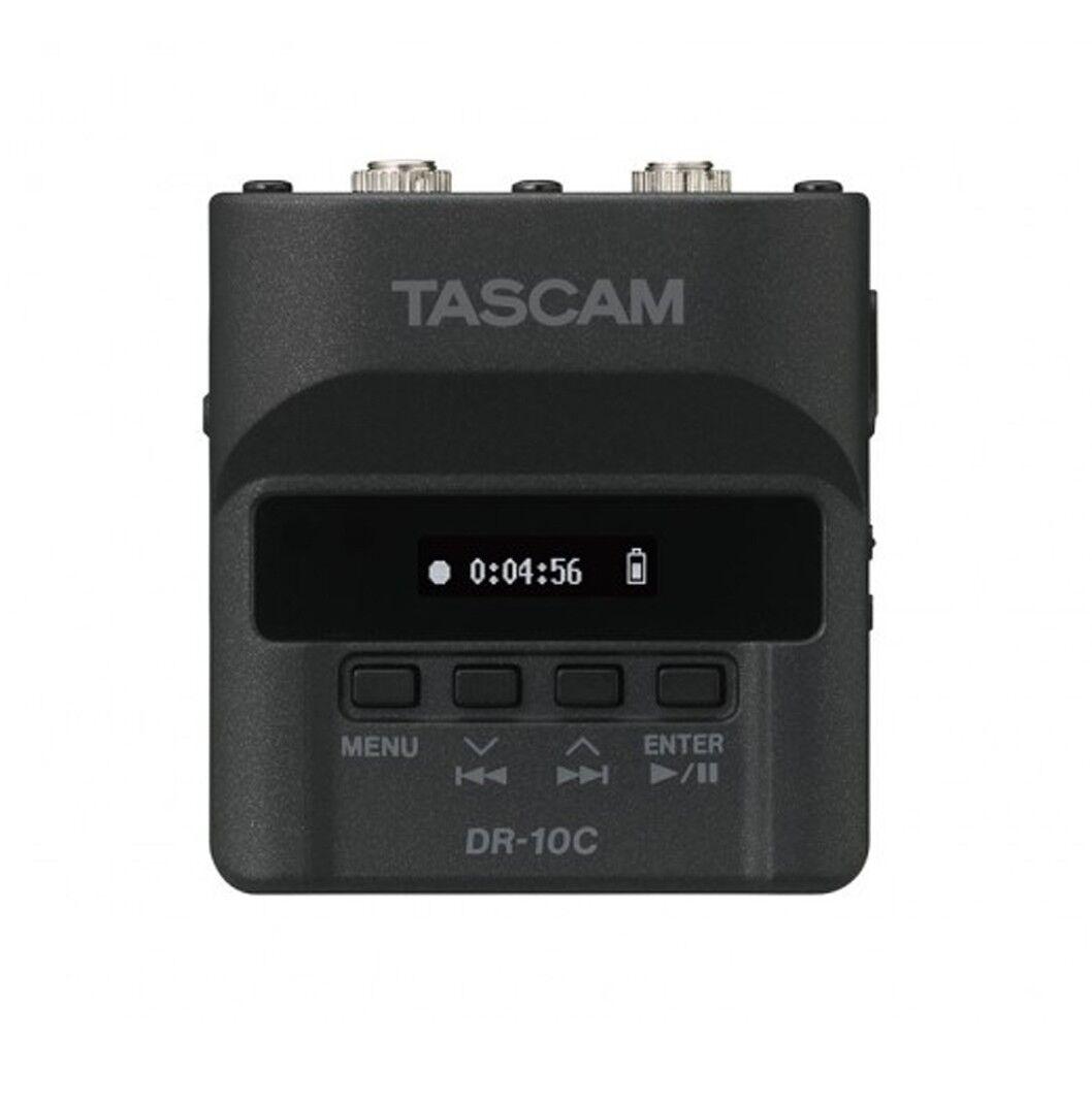 negozi al dettaglio TASCAM DR 10CH - Mini Registratore Registratore Registratore per Microfoni Lavalier Shure  vieni a scegliere il tuo stile sportivo