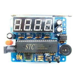 Do-it-yourself-Radio-Electronic-Kit-Teile-51-Single-Chip-FM-Sound-Machine-Digital-Radi-j7h5