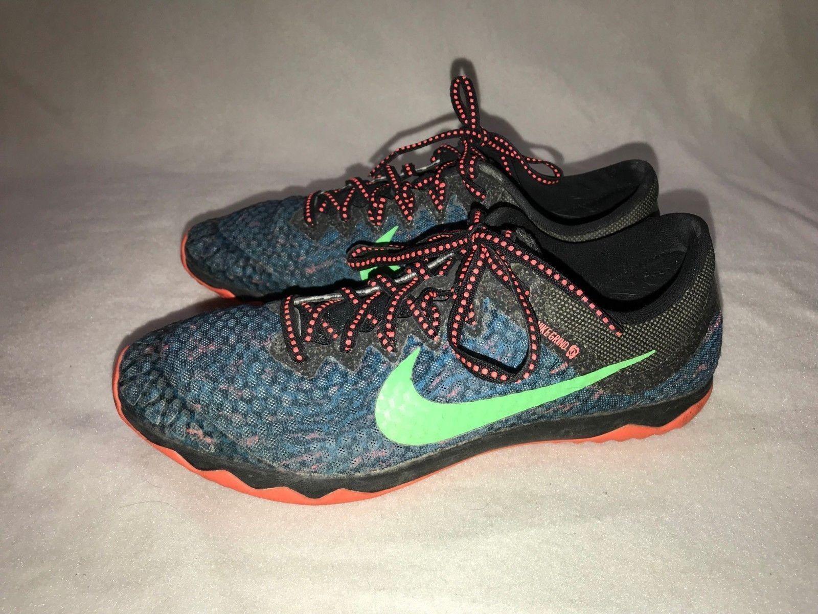 Nike grind alle corse corse corse dei campo di scarpe da tennis, misura 8,5, corse spike | Nuovo 2019  | Uomo/Donne Scarpa  4d8c12