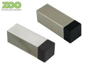Zoo-SQUARE-Stainless-Steel-Wall-Skirting-Mounted-Projection-Door-Stop-65mm