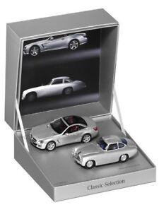 Mercedes Benz Set 60e anniversaire Classe Sl 1952 2012 Norev 1:43 Nvb66041015