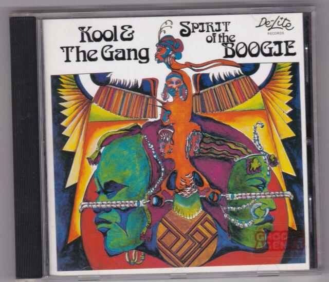 Kool & The Gang  Spirit Of The Boogie CD + 1Bonus Track