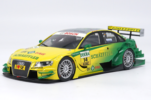 NOREV 1 18 Alloy car model,Rally AUDI A4 DTM gift collection