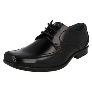 Ralston Formal Hush Puppies Shoes Mens Easton Black Lace Up 0EwPE