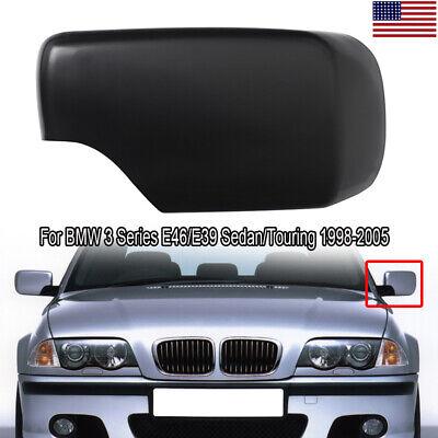 Driver Side Door Rear Mirror Cover Cap for BMW E46 E39 325i 330i 525i 530i 98-05