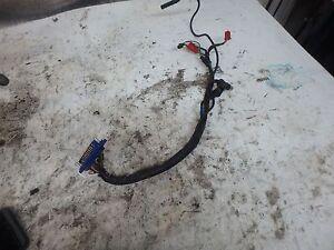s l300 1984 honda goldwing gl 1200 gl1200 radio wire harness ebay