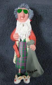 Hallmark Keepsake Maxine Christmas Ornament 1993 Shoebox ...