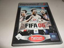 PlayStation 2  PS 2  FIFA 06 - Platinum