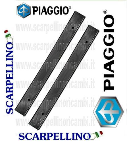 PIAGGIO 646259 KIT 2 PROFILI CERNIERA VETRO PIAGGIO APE 50 FL FL2 FL3 TM EUROPA