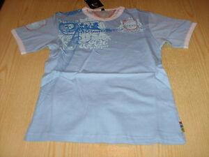Gelernt T-shirt Von Masita Gr. 140, In Hellblau Schrecklicher Wert