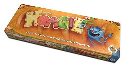 Hoagie, A Goofy Kitchen Adventure Addicting Family Card Games For 2 to 5 Players