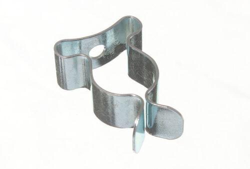 """Nouveau BZP outil stockage printemps Terry Clips 1//2/"""" 13 mm boîte de matières - 50"""