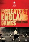 The Greatest England Games 1920 1966 British PATHE DVD