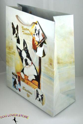 Boston Terrier Gift Bag