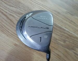 Nicklaus Airbear2 10 Degree Driver Ozone Est Regular