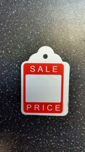 500 X 46mm X 30mm precio de venta sin Encordar Kraft Etiquetas Swing billetes de la joyería de etiquetas