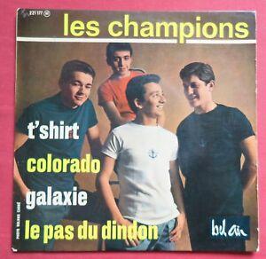 LES CHAMPIONS t'shirt - France - État : Occasion: Objet ayant été utilisé. Consulter la description du vendeur pour avoir plus de détails sur les éventuelles imperfections. ... - France