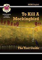 GCSE English Text Guide - To Kill a Mockingbird by Richard Parsons...