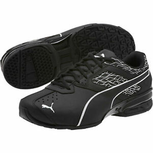 Puma-Tazon-6-frattura-FM-Wide-Uomo-Scarpe-da-ginnastica-Uomo-scarpa-in-esecuzione