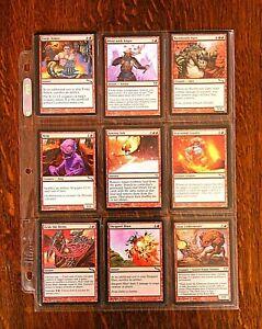 Magic-The-Gathering-Collection-Deckmaster-Cards-Mixed-Lot-MTG-Kamigawa-Ultra-Pro