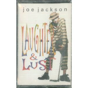 Joe JACKSON ‎MC7 Laughter & Lust / VUSMC34 ‎‎Sealed 5012980993444