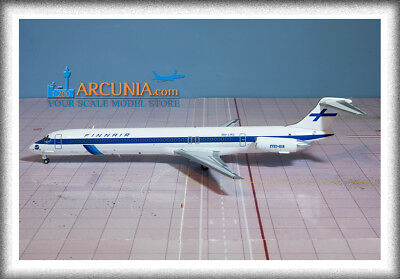 "Gemini200 - Jc Wings 1:200 Finnair Mcdonnell Douglas Md-83 ""oh-lmg"" Xx2053"