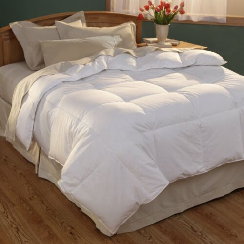 SPRING AIR LUXURY LOFT DOWN ALTERNATIVE COMFORTER Twin Full/Queen or King