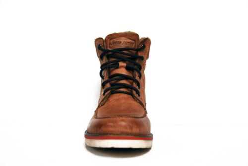 CAMPERO TAN **BRAND NEW** **IN STOCK** JESSE JAMES WINTER WORK BOOTS