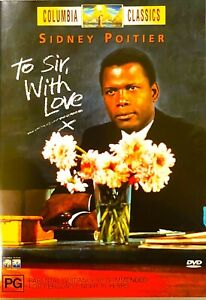 Cc6-Brand-New-Sealed-TO-SIR-WITH-LOVE-SIDNEY-POITIER-NEW-Rare-R4-See-Photo-2