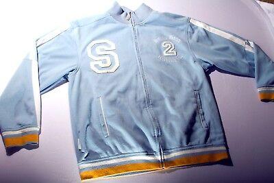 Snoop Dog Clothing Co Baby Blue Sweat Suit Jacket Jogging