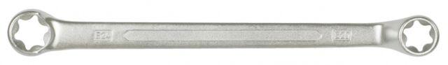 KS TOOLS TX-E-Doppel-Ringschlüssel, gekröpft, E7xE11 911.0362