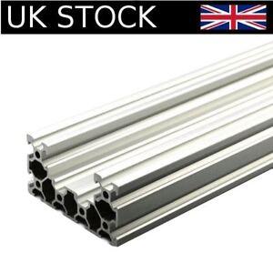 Bardzo dobra Aluminium Extrusion C-Beam Rail Profile 4080U V Slot CNC 3D BV92