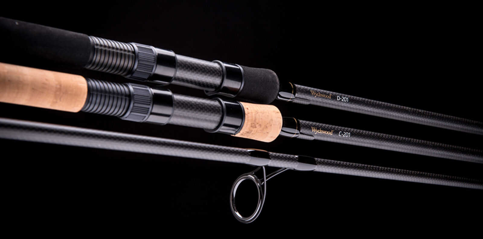 Wychwood Fishing Rod C-301 & D-301 Models Available - Cork or EVA Handle choice