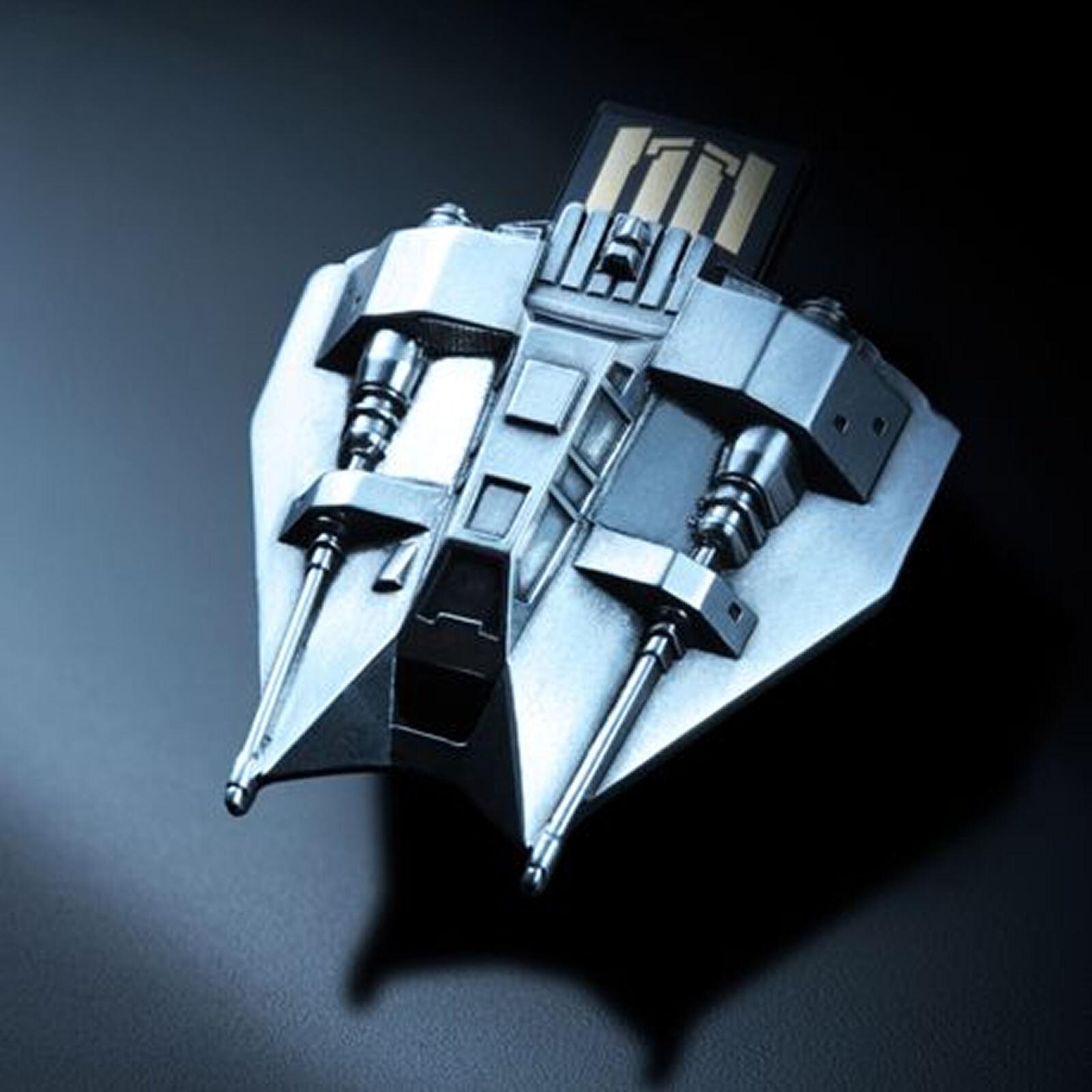 Star - wars - zinn stick 16gb - schnee - flitzer lizenziert von royal selangor