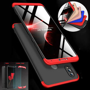 low priced be2dc a64b8 For Huawei Nova 3i/Note 10/Y6 Prime 360° Protective Hybrid Armor ...