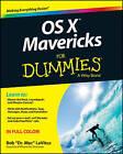 OS X Mavericks For Dummies by Bob LeVitus (Paperback, 2013)