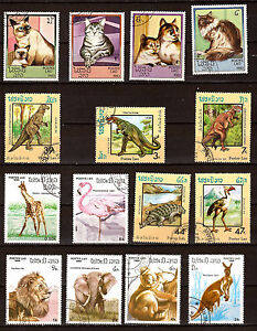 LAOS-Animales-nacionales-salvaje-y-prehistoricos-A551-246T1
