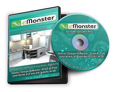3D CAD House & Home Interior Design, Planning for Kitchen, Bathroom, Bedroom etc