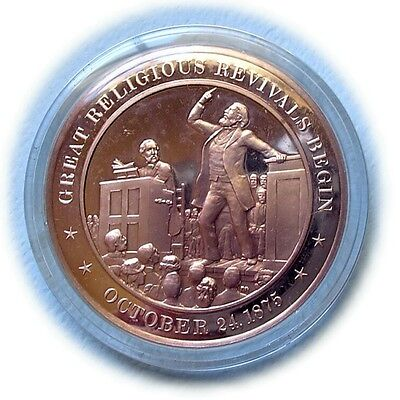+Great Dust Bowl of 1934 Franklin Mint Solid Bronze Medal UNCIRCULATED