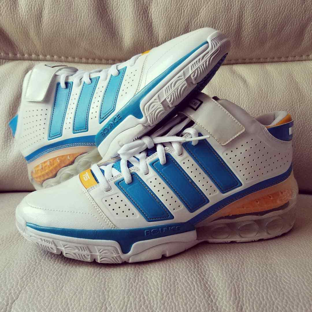 22639902441 Rare Adidas SAMPLE Peja Stojakovic Game Issued Sz 14 Hornets PE Not For  Resale